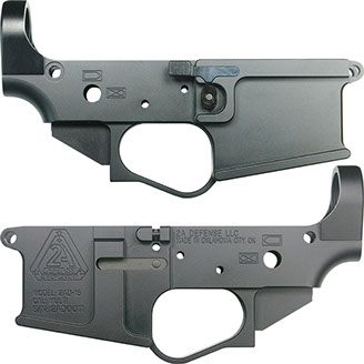 AR-15 5.56 Custom Billet Lower