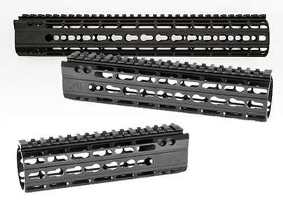 Seamless Rail Platform on 2A Defense Rifles